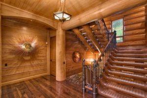 Внутренняя отделка деревянного дома: рекомендуемые материалы