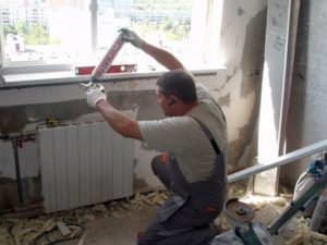Ремонт подоконников - пошаговая инструкция