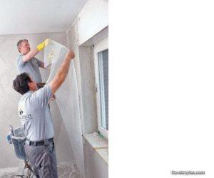 Утепление стен обоями из пенополистирола своими руками. Преимущества, недостатки, производители обоев из пенополистирола