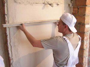 Как выровнять стены своими руками: советы начинающим