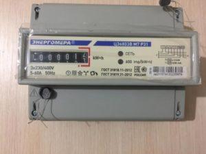 Обзор характеристик электросчетчика Энергомера ЦЭ6803В
