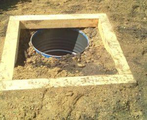 Как сделать сливную яму своими руками. Особенности построения сливных ям, основные требования к данному сооружению на участке