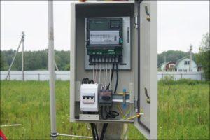 Как самостоятельно подключить участок к электричеству