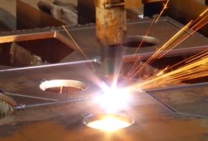 Лазерная резка металла своими руками