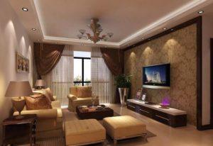 Ремонт зала в квартире своими руками
