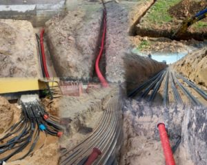 Как проложить кабель под землей – практические советы