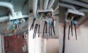 Что делать, если пропало электричество в половине квартиры?