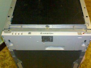 Почему не включается посудомоечная машина Hotpoint Ariston CIS LI 420?
