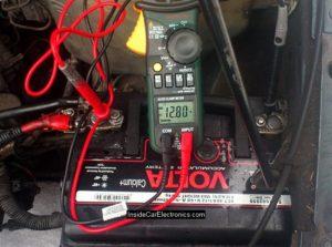 Какой пусковой ток стартера дизельного двигателя?