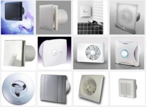 Как выбрать вентилятор для ванной