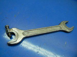 Гаечный ключ своими руками