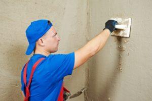 Выравнивание стен под плитку своими руками