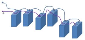 Можно ли подключить параллельно два аккумулятора разной емкости?