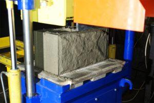 Самостоятельная обработка шлакоблока вибропрессом