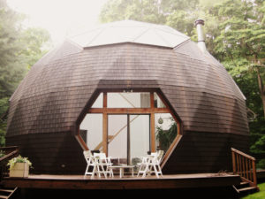 Купольный дом своими руками