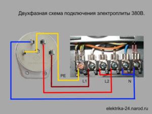 Как лучше подключить электроплиту: на 380 или 220 Вольт?