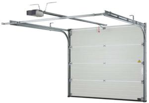 Делаем автоматические гаражные ворота с дистанционным открытием
