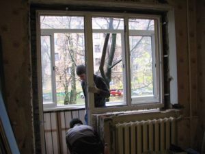 Как поставить пластиковые окна в квартиру своими руками