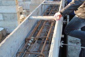 Как прогреть бетон зимой во время стройки?