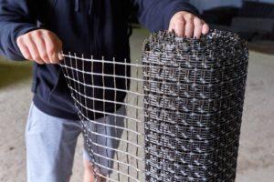 Армируем кладку базальтовой сеткой своими руками. Кладочная базальтовая сетка - советы от профессионалов по монтажу