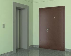 Тамбурные металлические двери - как выбрать