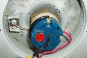 Порядок разборки бойлера для чистки и ремонта