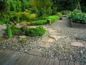 Как сделать гравийный сад? Сад камней своими руками