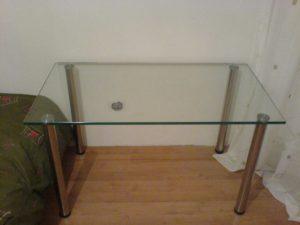 Как сделать столик из стекла своими руками