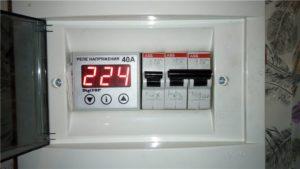 Перепады напряжения в квартире при подключении холодильника