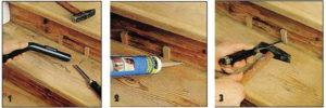 Cкрипит лестница. Как устранить скрип деревянной лестницы