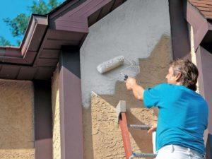 Особенности штукатурки фасада своими руками. Как быстро и качественно провести работы по штукатурке фасада своими руками