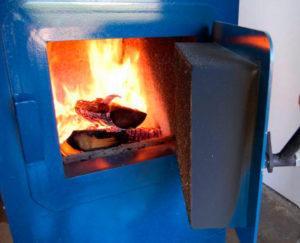 Делаем твердотопливную печь в частном доме. Виды твердотопливных печей и их характеристика