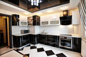 Вентиляционный короб на кухне: монтаж и дизайн