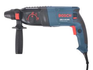 Перфоратор Bosch - модели, особенности выбора, характеристики
