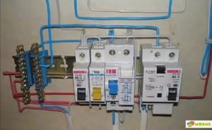 Подключение нулевого провода при монтаже дифавтоматов