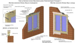 Монтируем пластиковые окна в деревянном доме. Инструкция по установке пластиковых окон своими руками