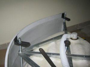 Монтаж душевой кабины своими руками: пошаговая установка. Что нужно для самостоятельной сборки и как надёжно крепить её к разным поверхностям