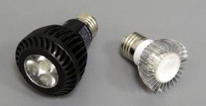 Почему не работает подсветка вокруг светодиодной лампы?