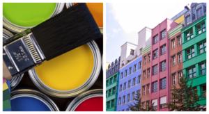 Выбираем краску для фасада дома - производитель, состав, цвет