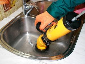 Способы прочистки канализации
