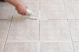Как очистить швы между плиткой
