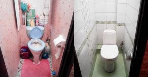 Ремонт туалета своими руками: советы и рекомендации