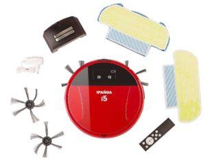 Обзор робота-пылесоса Cleverpanda i5