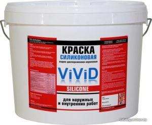 Водно-дисперсионная краска для наружных и внутренних работ