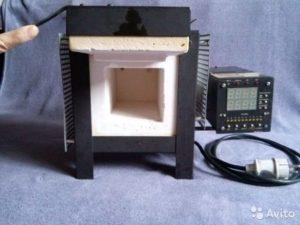 Как подключить трехфазную муфельную печь к сети?