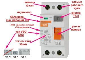 Что такое дифавтомат и для чего его применяют?
