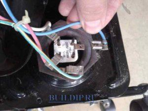 Как подключить провода в масляном обогревателе?