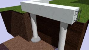 Фундамент ТИСЭ: технология строительства