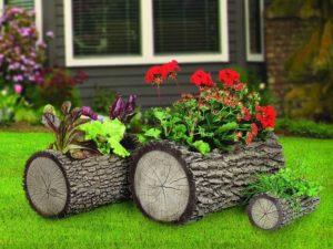 Что делать со старым деревом в саду. Варианты оформления и декорирования