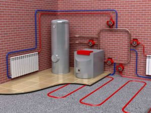 Как сделать автономное отопление квартиры электричеством?